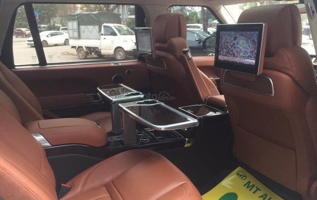 Cần bán xe LandRover Range Rover SV Autobiography model 2016, màu đen, xe cực chất, odo zin 10.000km24