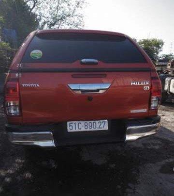 Bán Toyota Hilux 2017 như mới3