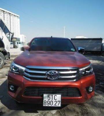 Bán Toyota Hilux 2017 như mới0