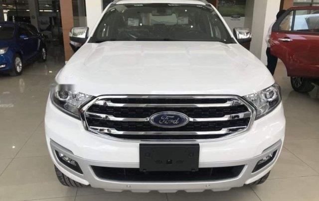 Bán xe Ford Everest đời 2018, màu trắng, nhập khẩu nguyên chiếc 2