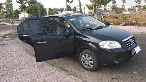 Cần bán Daewoo Gentra MT sản xuất năm 2008 xe gia đình7