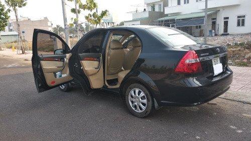 Cần bán Daewoo Gentra MT sản xuất năm 2008 xe gia đình2