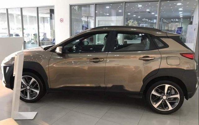 Bán Hyundai Kona đời 2019, màu nâu, mới hoàn toàn2