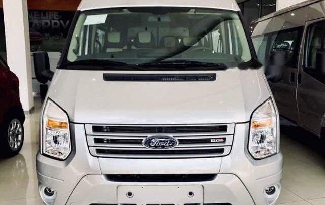 Cần bán xe Ford Transit SVP đời 2019, giá tốt, giao nhanh toàn quốc3