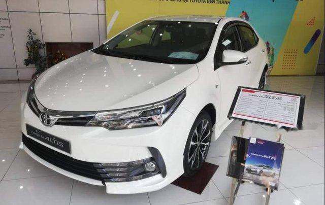 Bán xe Toyota Corolla altis 1.8G sản xuất 2019, màu trắng3