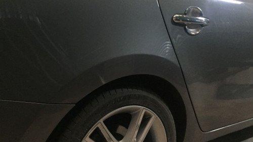 Bán xe cũ Hyundai i30 1.6AT sản xuất năm 2009, màu xám2