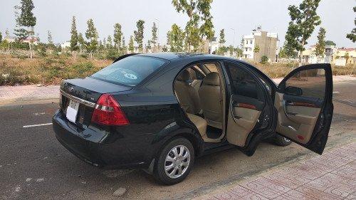 Cần bán Daewoo Gentra MT sản xuất năm 2008 xe gia đình5