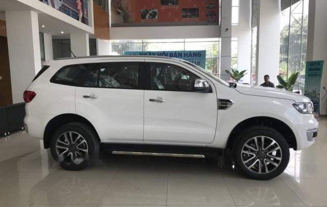 Bán xe Ford Everest đời 2018, màu trắng, nhập khẩu nguyên chiếc 1