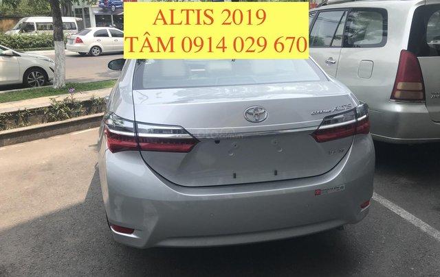 Bán Toyota Altis 2019 all new, chỉ cần 220tr nhận xe ngay - LH 0914 029 670 (Tâm)2