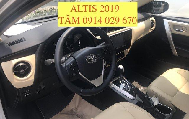Bán Toyota Altis 2019 all new, chỉ cần 220tr nhận xe ngay - LH 0914 029 670 (Tâm)3