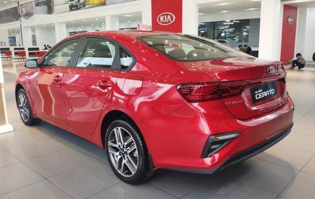 Bán Kia Cerato đời 2019, màu đỏ, giá chỉ 633 triệu3
