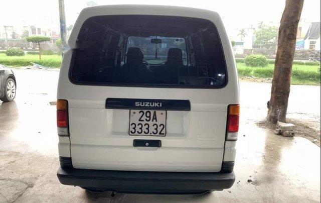 Bán Suzuki Carry sản xuất năm 2011, màu trắng, nhập khẩu nguyên chiếc, giá 175tr5