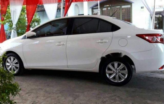 Bán Toyota Vios sản xuất 2016, xe nhập