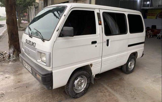 Bán Suzuki Carry sản xuất năm 2011, màu trắng, nhập khẩu nguyên chiếc, giá 175tr0