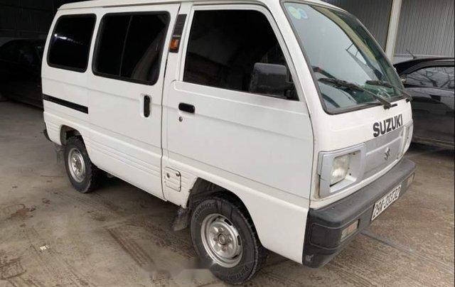 Bán Suzuki Carry sản xuất năm 2011, màu trắng, nhập khẩu nguyên chiếc, giá 175tr3