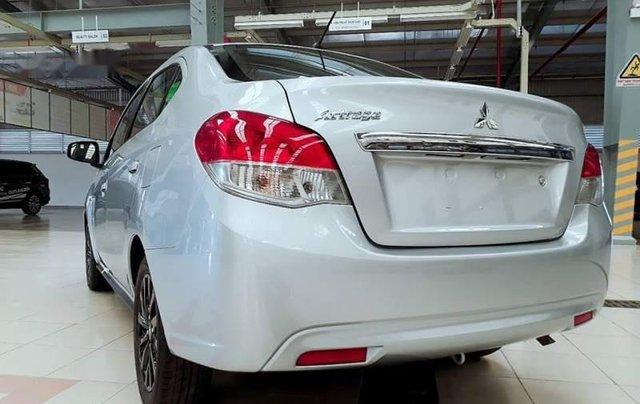 Bán Mitsubishi Attrage sản xuất 2019, màu bạc, nhập khẩu, giá chỉ 375.5 triệu1