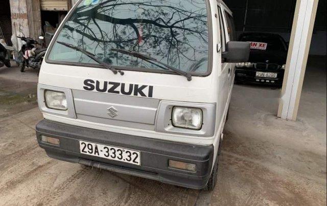 Bán Suzuki Carry sản xuất năm 2011, màu trắng, nhập khẩu nguyên chiếc, giá 175tr4