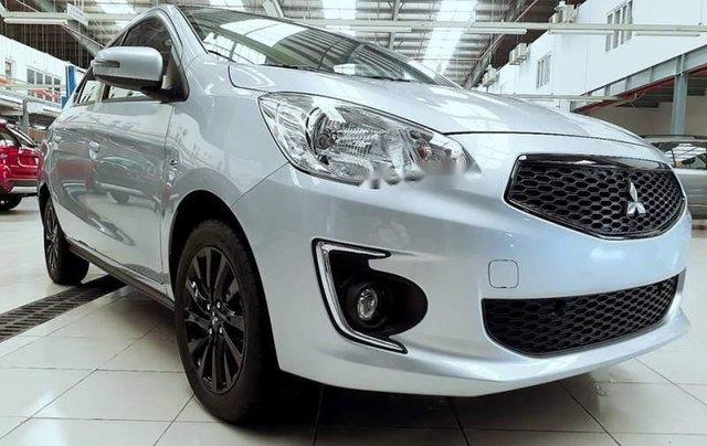 Bán Mitsubishi Attrage sản xuất 2019, màu bạc, nhập khẩu, giá chỉ 375.5 triệu0