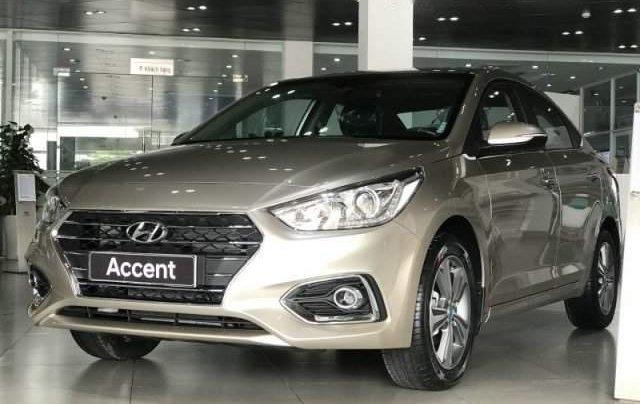 Bán xe Hyundai Accent đời 2019, giá chỉ 430 triệu1