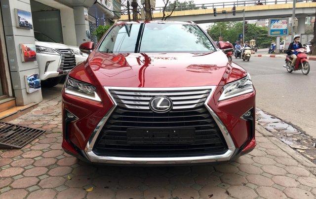 Bán xe Lexus RX 200T SX 2016, màu đỏ mới 100% giá cực rẻ, hỗ trợ 2 tỷ, LH em Hương 09453924680