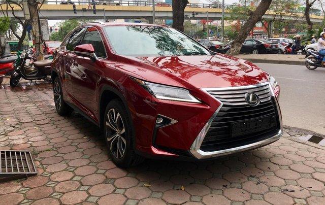Bán xe Lexus RX 200T SX 2016, màu đỏ mới 100% giá cực rẻ, hỗ trợ 2 tỷ, LH em Hương 09453924681