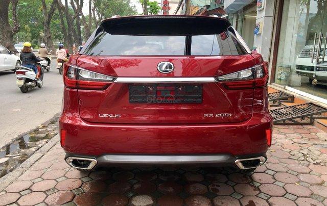 Bán xe Lexus RX 200T SX 2016, màu đỏ mới 100% giá cực rẻ, hỗ trợ 2 tỷ, LH em Hương 09453924683