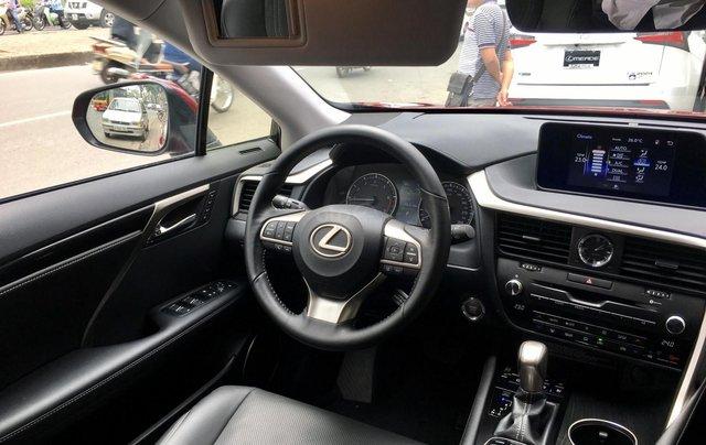 Bán xe Lexus RX 200T SX 2016, màu đỏ mới 100% giá cực rẻ, hỗ trợ 2 tỷ, LH em Hương 094539246813