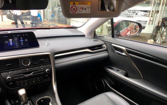 Bán xe Lexus RX 200T SX 2016, màu đỏ mới 100% giá cực rẻ, hỗ trợ 2 tỷ, LH em Hương 094539246817