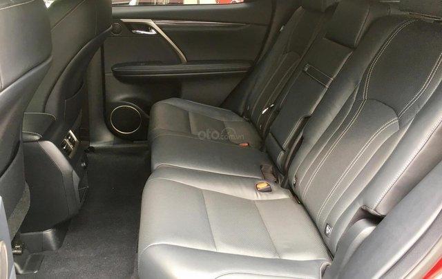 Bán xe Lexus RX 200T SX 2016, màu đỏ mới 100% giá cực rẻ, hỗ trợ 2 tỷ, LH em Hương 094539246822