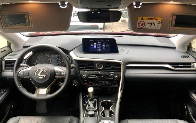 Bán xe Lexus RX 200T SX 2016, màu đỏ mới 100% giá cực rẻ, hỗ trợ 2 tỷ, LH em Hương 094539246824