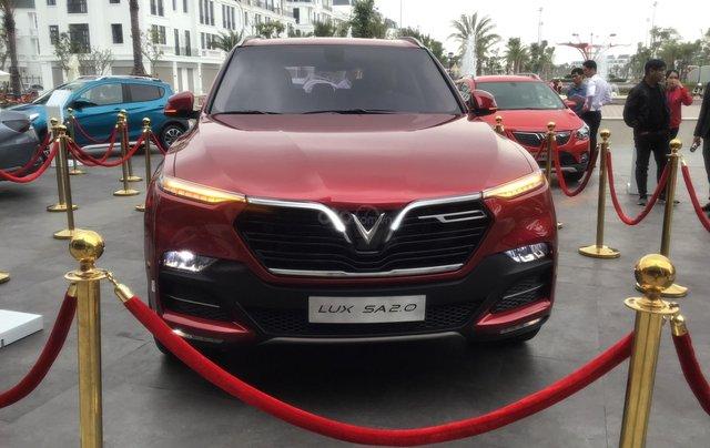 Đặt cọc mua xe Vinfast LUX SA2.0 tại Hải Phòng với giá tốt nhất và nhận xe sớm nhất1