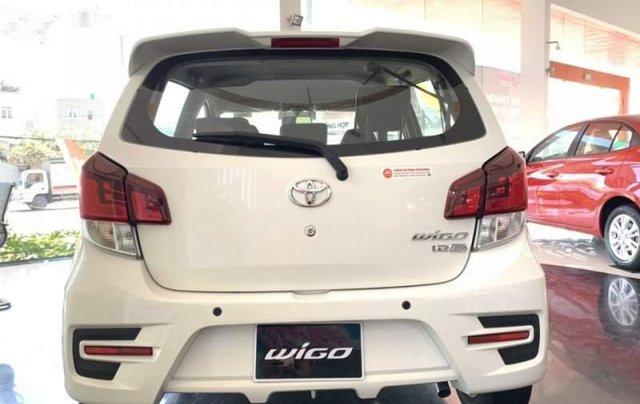 Bán ô tô Toyota Wigo 2019, 05 chỗ ngồi, ghế nỉ cao cấp5
