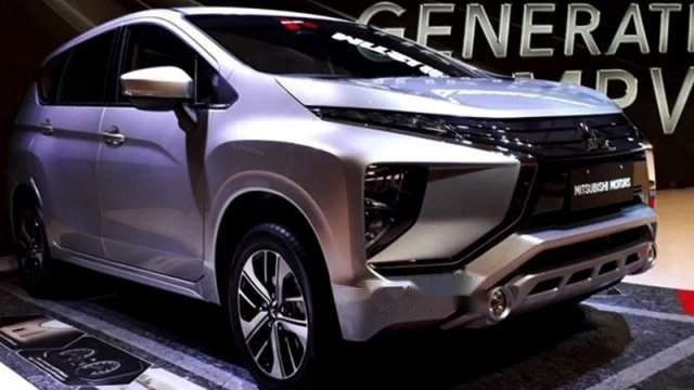 Bán xe Mitsubishi Xpander đời 2019, màu bạc, nhập khẩu nguyên chiếc3