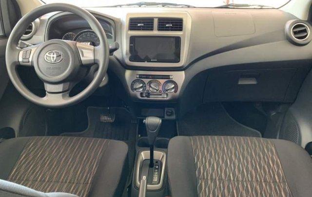 Bán ô tô Toyota Wigo 2019, 05 chỗ ngồi, ghế nỉ cao cấp2