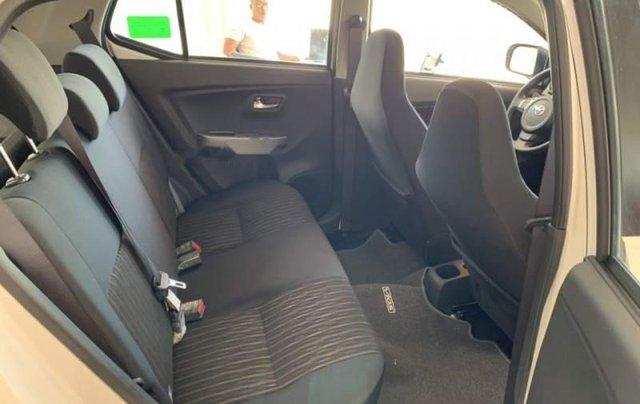 Bán ô tô Toyota Wigo 2019, 05 chỗ ngồi, ghế nỉ cao cấp3