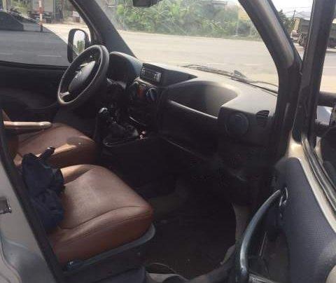 Bán xe Fiat Doblo năm sản xuất 2003, màu bạc, giá tốt1