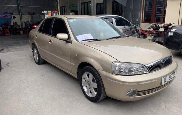 Cần bán Ford Laser đời 2003, màu nâu còn mới, giá tốt1