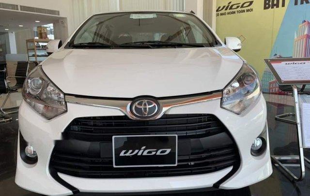 Bán ô tô Toyota Wigo 2019, 05 chỗ ngồi, ghế nỉ cao cấp0