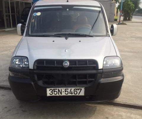 Bán xe Fiat Doblo năm sản xuất 2003, màu bạc, giá tốt0
