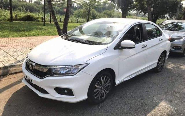 Bán Honda City sản xuất 2019, màu trắng, mới hoàn toàn3