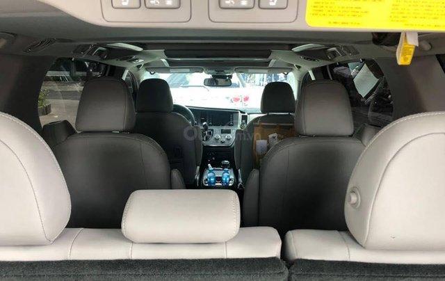 Cần bán xe Toyota Sienna Limited 3.5 sản xuất năm 2018, màu trắng, xe nhập8