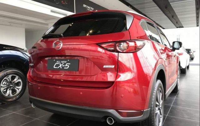 Bán xe Mazda CX 5 năm sản xuất 2019, màu đỏ2