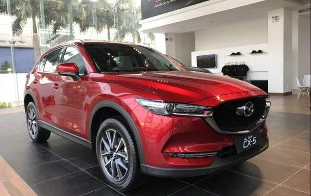 Bán xe Mazda CX 5 năm sản xuất 2019, màu đỏ1