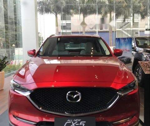 Bán xe Mazda CX 5 năm sản xuất 2019, màu đỏ0