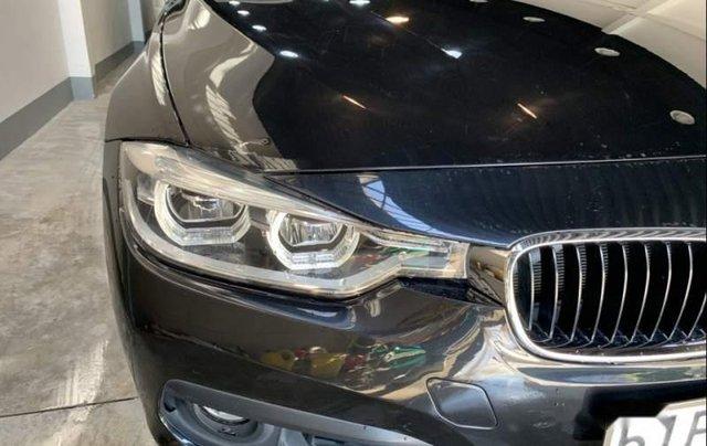 Bán xe BMW 3 Series 2016, xe nhập5