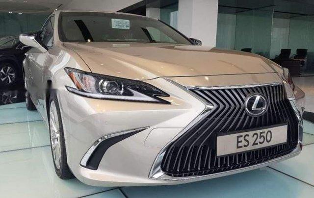 Bán Lexus ES 250 đời 2019, màu vàng cát, nhập khẩu0