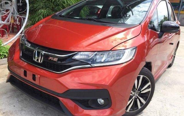 Bán ô tô Honda Jazz sản xuất 2019, màu đỏ, nhập khẩu3
