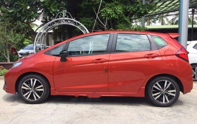 Bán ô tô Honda Jazz sản xuất 2019, màu đỏ, nhập khẩu2