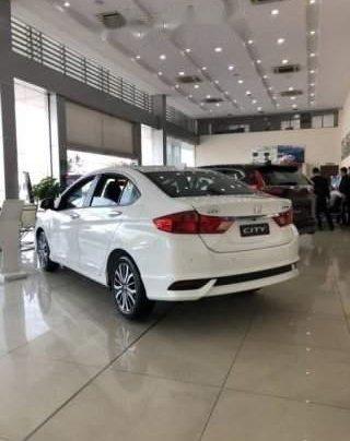 Bán ô tô Honda City đời 2019, màu trắng5