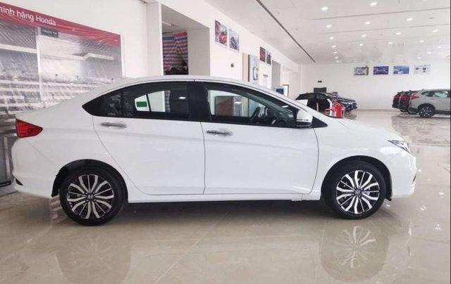 Bán ô tô Honda City đời 2019, màu trắng2